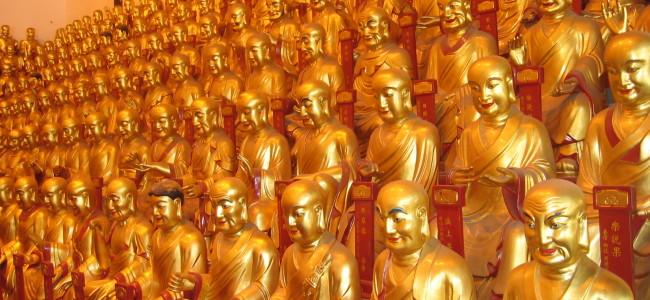 Характеристика религий Древнего Китая