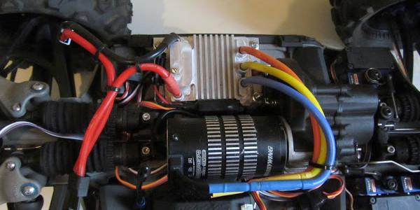 Позиционный регулятор в двигателе