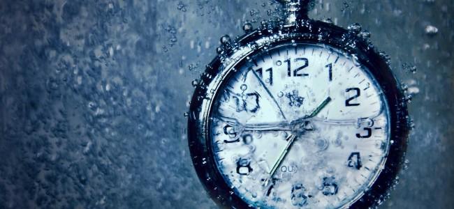 Фактор времени в организации жизнедеятельности человека