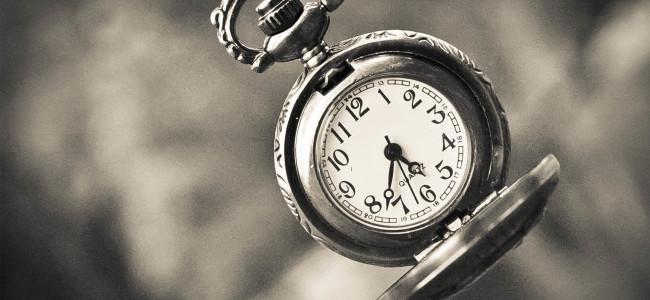 Возрастные изменения чувства времени