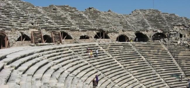 Античный театр Греции